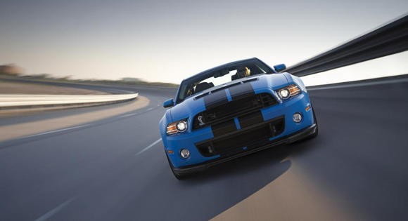 ford shelby gt500b