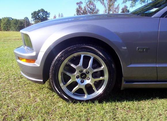 GT500 Wheels