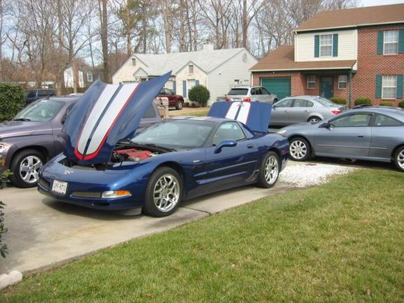 My 2004 corvette z06