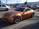 Garage - 2004 350z Touring