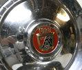 1954 Ford 4 wheel hubcaps FoMoCo
