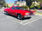 1970 El Camino SS 396 Highly Optioned SO CLEAN