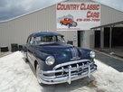 1950 Pontiac silver streak 4 door sedan