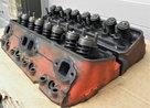 1964 65 Corvette Impala Chevelle 327 Cylinder Head