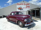1941 Dodge D19 deluxe business coupe