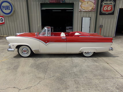 1955 Ford Sunliner Original 272 V8 Automatic LOOK
