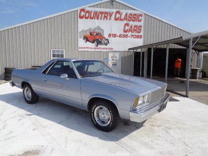 1978 Chevy El Camino #12044