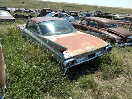 62 Cadillac DeVille Coupe