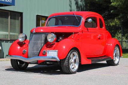 1936 Ford 2-Door Coupe Street Rod