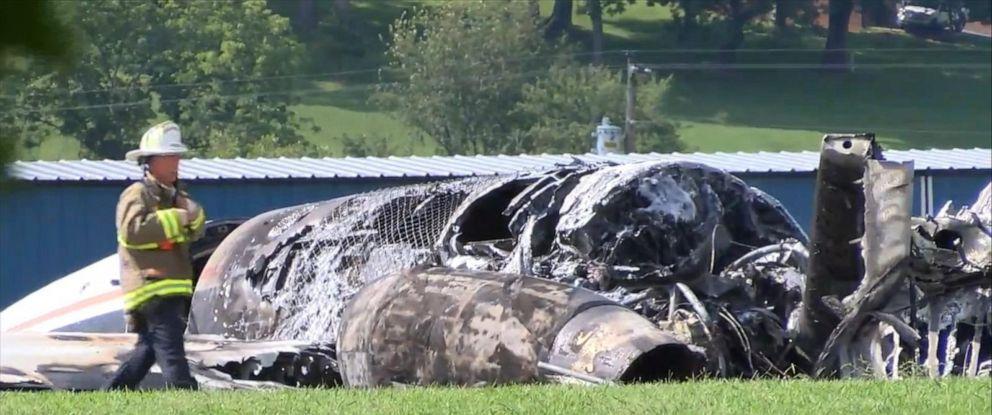 Dale Earnhardt, Jr, Cessna Citation C680 Latitude Crash