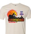 1977 Englishtown Summernationals T-Shirt