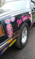 1987 Olds 442 Stocker