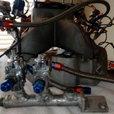 Rodix big duke big block chevy manifold  for sale $600