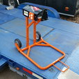 Tire Grinding Prep Stand  for sale $927