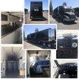 2001 53' Sprint Car Trailer & 2002 Volvo 770 Truck  for sale $145,000