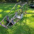 sprint car frame (pending sale)  for sale $1,200
