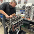6.0L LS Turbo Shortblock   for sale $5,669