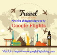 Google Flights Tickets | Easy refundable on Google Fly ticke  for sale $1