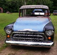 1957 BBW Deluxe Cab 3100 Chevy  for sale $12,500