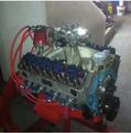 406 pump gas motor