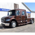 JUST ARRIVED! NEW New 2015 Freightliner M2 Sportchassis Cre