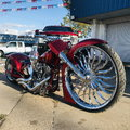 2000 harley davidson softail custom show bike