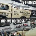 1932 FORD FRAMES