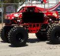 1/3 scale mini Monster Truck  for sale $25,000