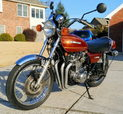 1976 Kawasaki KZ900  for sale $6,000