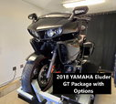 2018 YAMAHA STAR ELUDER 1900cc  for sale $17,400