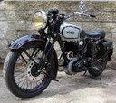 1939 NORTON MOTORCYCLE 16H FLATHEAD  for sale $8,700