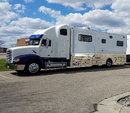 1995 Freight liner Toterhome  for sale $50,000