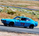 1971 Ford Capri TransAm B Sedan Race Car