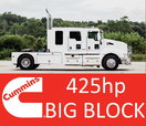 2009 KENWORTH T660 SCHWALBE STRETCH BIG BLOCK BLOCK  for sale $138,500
