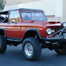 1969 Ford Bronco for Sale $63,950
