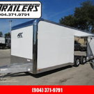 2021 ATC 24ft Quest 305 Car / Racing Trailer