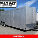 2020 Continental Cargo 24ft Enclosed Car / Racing Trailer  for sale $5,999