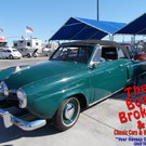 1950  studebaker   Champion Regal Deluxe Convertible  for sale $19,995
