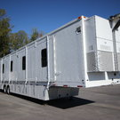 2001 Gerling 48ft. Double Expandable Specialty Trailer