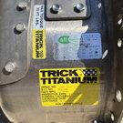 Trick Titanium Chevy bellhousing