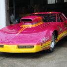Promax Corvette 7.50 cert. Complete roller