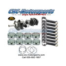 BBF 572-598 STROKER KIT - CALLIES CRANKSHAFT - OLIVER RODS