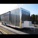 2019 Intech Trailers Icon 28' Car Hauler with Escape Door