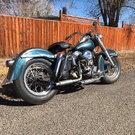 1958 Harley Davidson Duo Panhead