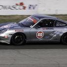 Porsche 996 3.6 l GTB1/GT3 race car