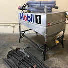 Lightweight Aluminum Gravity Fed Fuel Rig 40+ Gallons, Incl