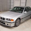 1998 BMW M3 E36 Track Car