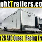 305 Package 8.5x28 ATC Quest | Race Car Trailer
