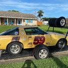 84 Mazda RX7 race ready