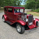 1931 Chevy Hot Rod